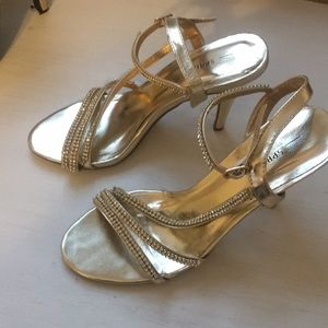 CALL IT SPRING BLING SANDALS